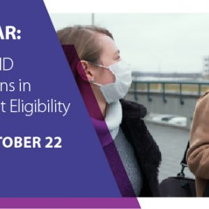 Post-COVID eligibility assessments webinar
