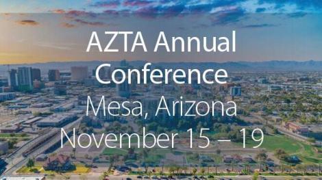 MTM Transit will be at the Arizona Transit Association (AzTA) Annual Transit Conference in November.