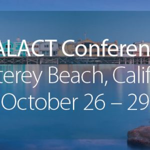 MTM Transit will be at the CALACT Conference in October.